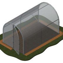 Invernadero 6,8 m2